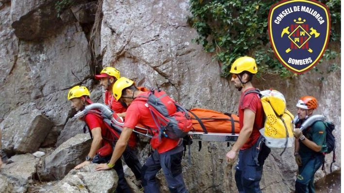 Tres rescates de montaña en un solo día
