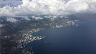 Intervalos nubosos y temperaturas en descenso en Baleares
