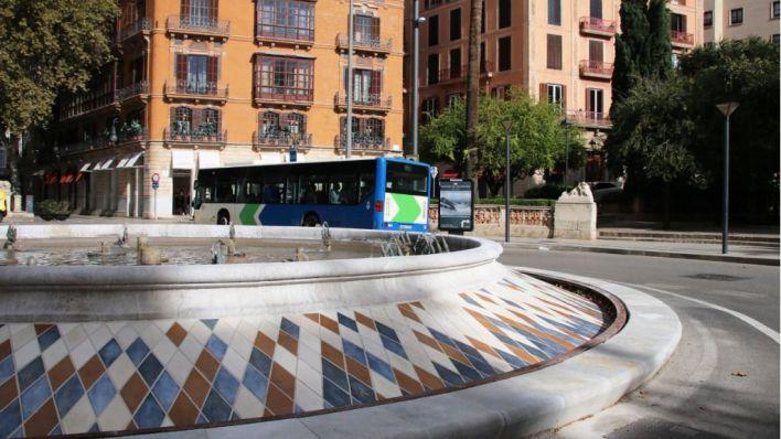 1,6 millones para el mantenimiento de 36 fuentes ornamentales de Palma