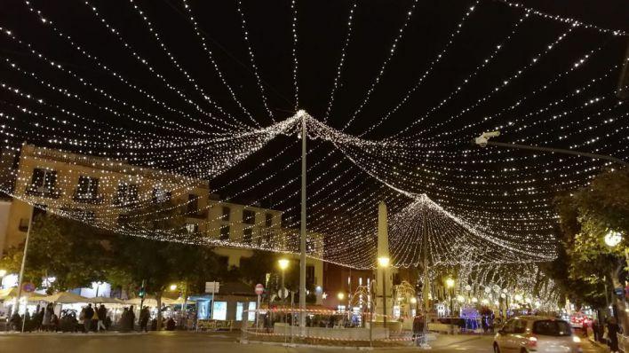 Palma enciende este jueves la Navidad y organiza tres espectáculos de luces el fin de semana