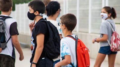 Sólo el 0,10 por ciento de los alumnos de Baleares dan positivo en coronavirus en la última semana