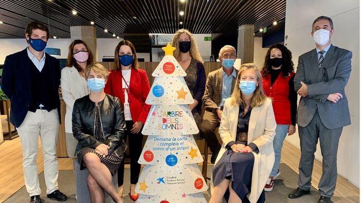 Regalos navideños de CaixaBank a más de 1.300 niños de Baleares en situación de pobreza