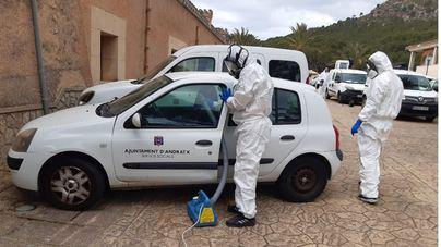 Sa Pobla, Andratx y Santanyí, en riesgo alto tras incrementarse los casos de Covid