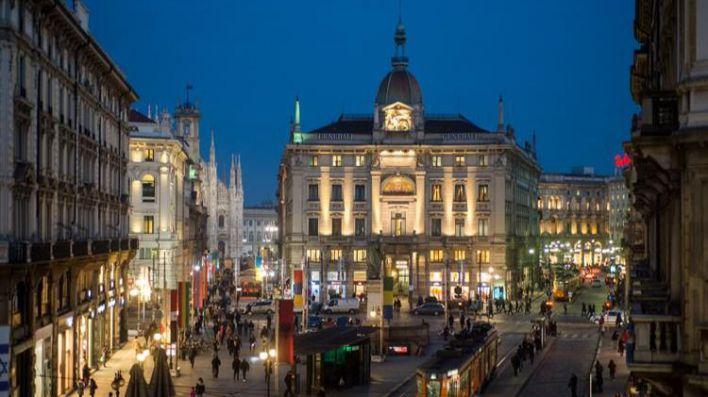 Meliá Hotels International abrirá un majestuoso hotel Gran Meliá en el centro de Milán