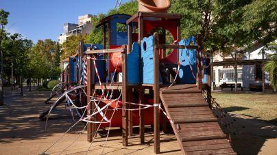 Los parques infantiles de Mallorca reabren este sábado
