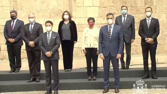 España-Italia: Una cumbre en Palma que apoya el turismo en Baleares