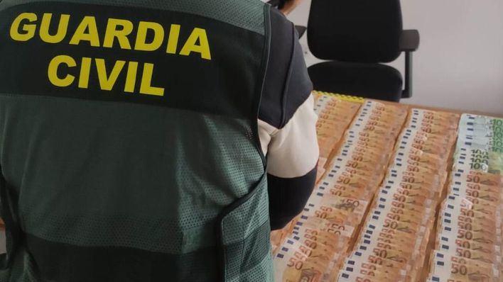 Detenido por robar 10.000 euros en una nave industrial de Sineu