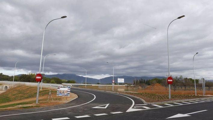 Abren al tráfico el enlace del Polígono de Marratxí con la autopista Palma-Inca