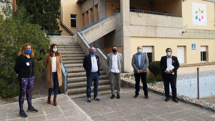 Educació firmará un convenio con Pollença para mejorar los centros escolares