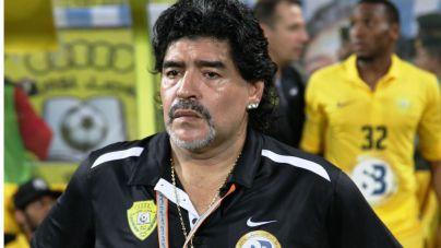 Conmoción mundial por la muerte de Maradona
