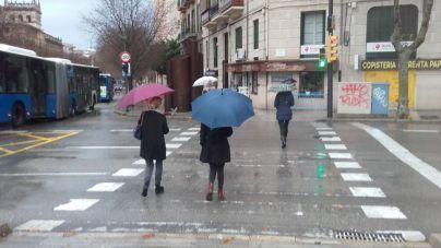 La DANA se acerca y se esperan lluvias intensas en Baleares