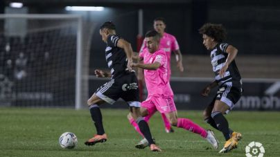 Dos penaltis hacen líder provisional al Mallorca