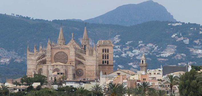 'The Sun' señala a Palma como destino 'city break' recomendado para 2021