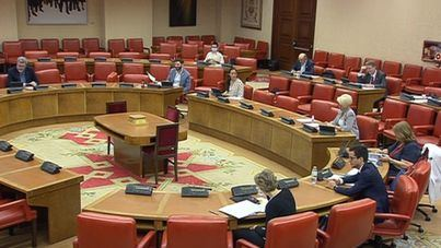 Los presupuestos de Sánchez se aprueban en comisión con la mayoría de la investidura