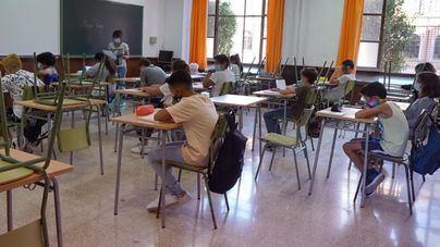 La concertada y privada sólo absorben el 17 por ciento del alumnado inmigrante en Baleares