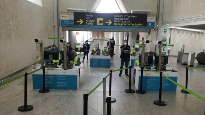 Todos los pasajeros internacionales llegados a Palma este miércoles presentaron la PCR negativa