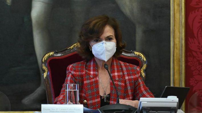 Calvo a González: 'La España que toca gobernar hoy es radicalmente diferente a la de hace 20 años'