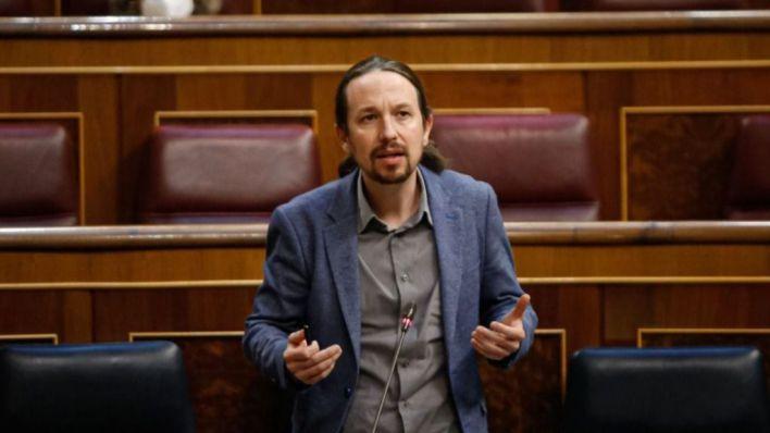 Iglesias anuncia un decreto para frenar los desahucios hasta el fin del estado de alarma