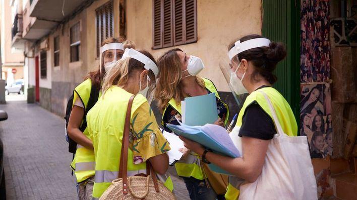 Un sistema de cinco niveles de alerta determinará desde este sábado las restricciones en Baleares