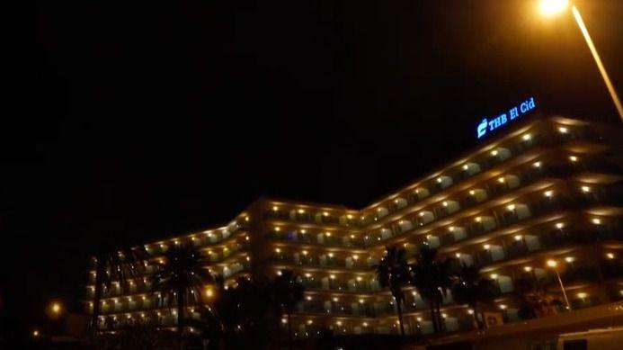 Más de 50 hoteles de Platja de Palma se suman al encendido de la Navidad