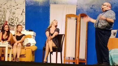 'Un marit fora corda' aterriza en Navidades en el Trui Teatre