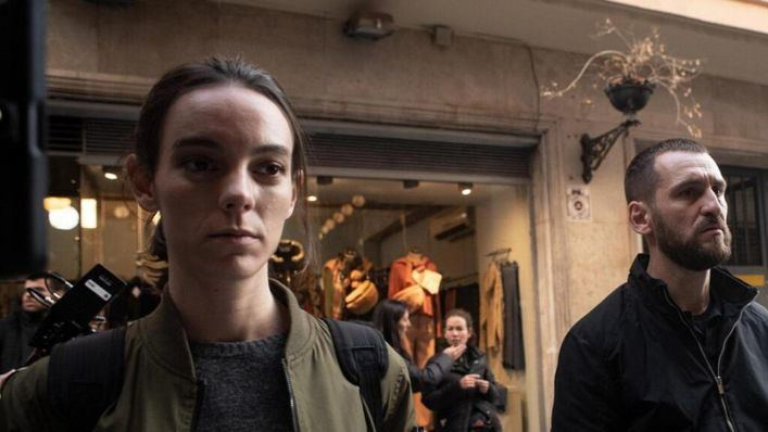 La mallorquina Vicky Luengo, nominada a mejor actriz en los Premios Forqué por 'Antidisturbios'