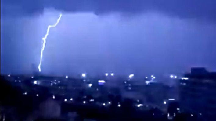 Las lluvias provocan diversos incidentes en Baleares
