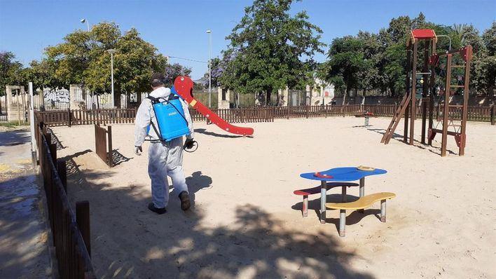 Cort reabre al público 173 zonas de juegos infantiles este sábado