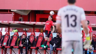 El Mallorca estrena liderato frente a un Logroñés en alza