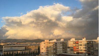 Cielos nubosos y temperaturas sin cambios este domingo en Baleares