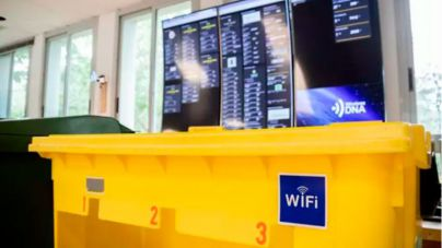 Marratxí instala diez contenedores inteligentes