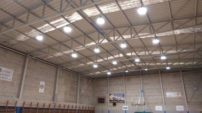 El IME destina 19.000 euros a la renovación de la iluminación del pabellón 'Josep Amengual'