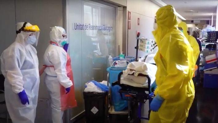 Continúan en descenso los contagios en España, con un recuento diario de 1.959 nuevos casos