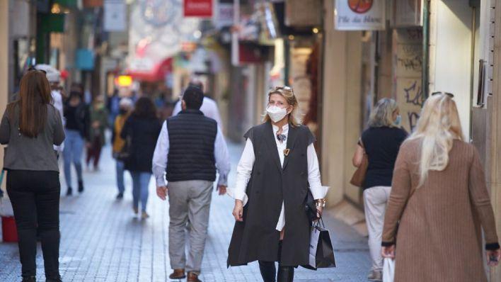 Los españoles gastarán 526 euros de media esta Navidad y sólo el 16 por ciento comprará en tiendas