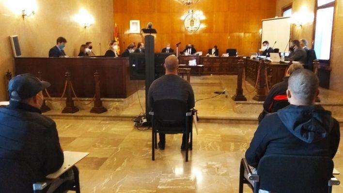 Rebaja de pena para nueve de los 11 acusados de una red de narcotráfico en Mallorca