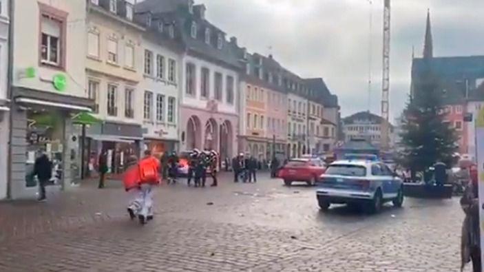Al menos cuatro muertos y diez heridos en un atropello múltiple en Tréveris, Alemania