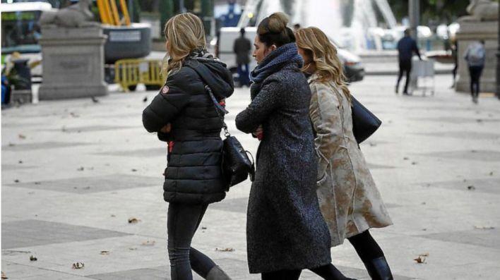 El frío intenso se instala en Baleares