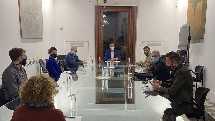 Inician la revisión del proyecto para que el tren de Llevant llegue a Artà y Cala Millor