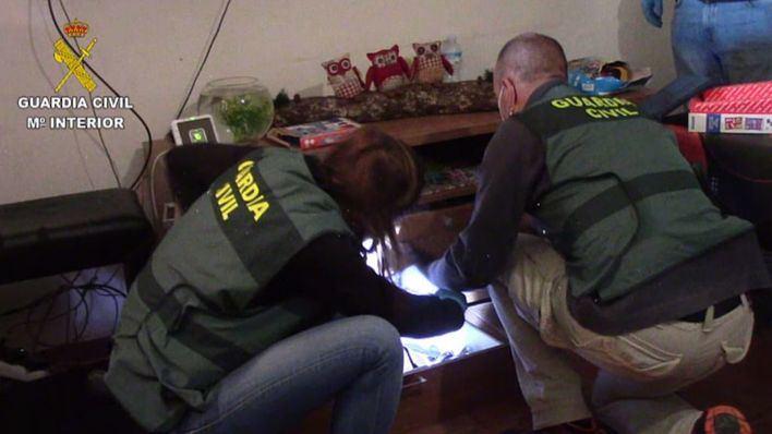 Tres detenidos en Capdepera por distribuir cocaína, marihuana y metanfetamina