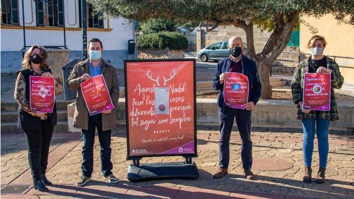 Marratxí pide a sus residentes que realicen las compras navideñas en los comercios del municipio