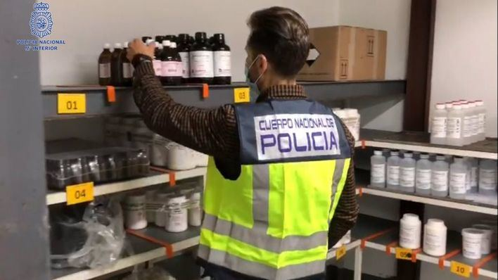 Tráfico de cocaína: un nuevo detenido en la Operación Pólvora de la Policía Nacional
