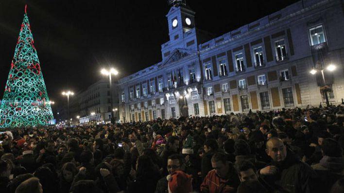 Madrid prohíbe celebrar las campanadas en la Puerta del Sol