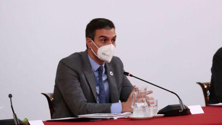 Sánchez dice que en junio habrá 20 millones de españoles vacunados