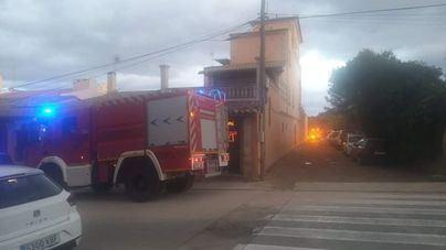 Cae por un agujero de cinco metros en s'Arenal y pasa la noche inconsciente