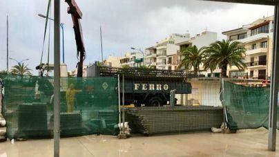 Pollença inicia las obras de la nueva Oficina de Turismo en el Port