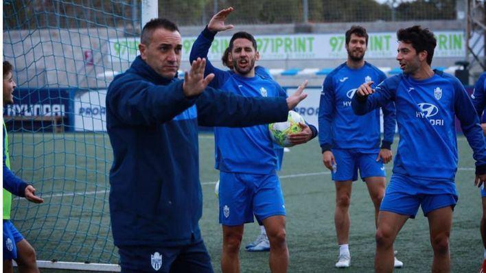 Ganar, ganar y ganar: la única receta posible para el Atlético Baleares ante Las Rozas