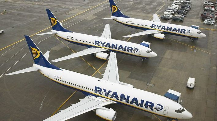 Trabajo deniega dos nuevos ERTEs a Ryanair al no constatar