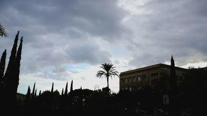 Cielos nubosos y leve aumento de temperaturas en Baleares