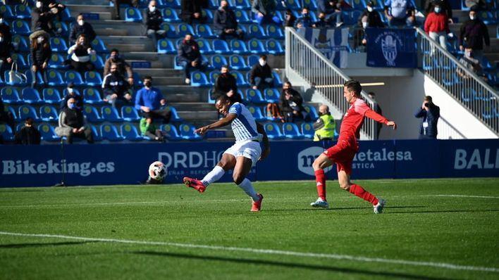 El Atlético Baleares cosecha una nueva victoria en apenas 2 minutos