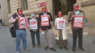 Restauradores y hosteleros de Baleares denuncian
